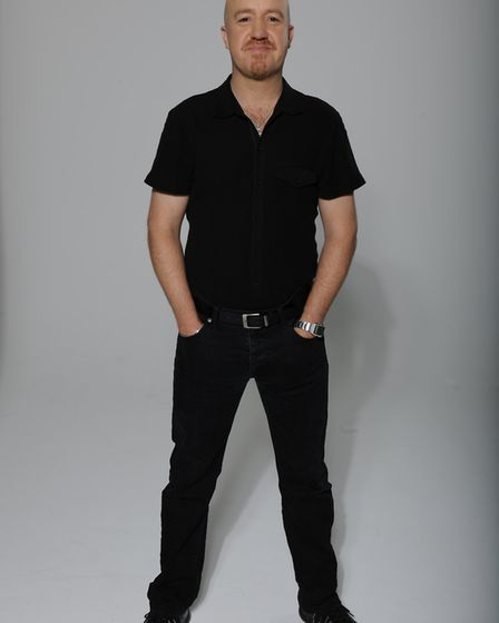 Former Mock The Week regular Andy Parsons is coming to Norwich Playhouse. Photo: Emery PR
