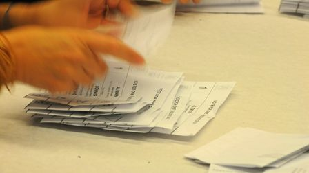 Could voters in Norwich head to the ballot box less often? Pic: Adrian Judd.