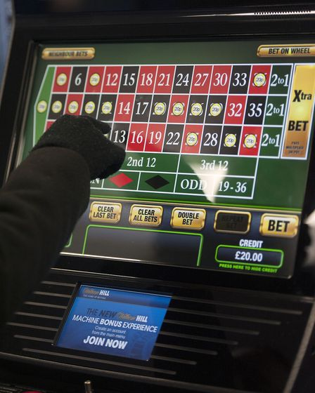 The government is reviewing changes to fixed odds betting machines. Pic: Daniel Hambury/PA Wire