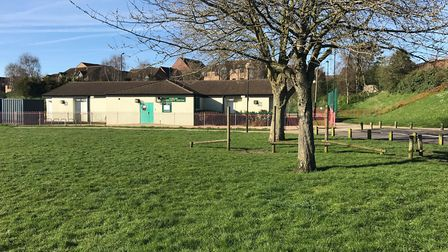 Jubilee Park in Lakenham, Norwich, will be hosting a Christmas event. Picture: Friends of Jubilee Pa