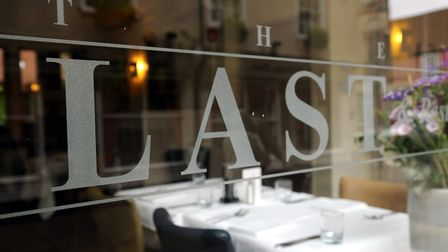 The Last Wine Bar and Restaurant, St Georges Street, Norwich. For : EDP Sunday eating out Photo : St