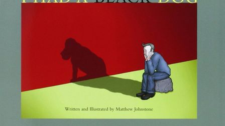 Matthew Johnstone's I Had A Black Dog has won plaudits, including from Norfolk's Stephen Fry