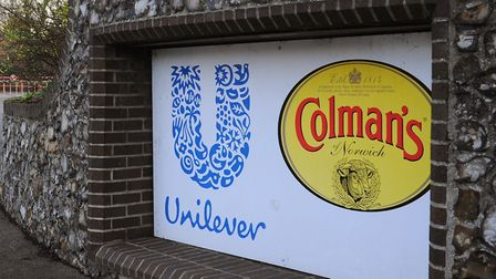 Union members striking at Colman's over pension changesPhoto: Bill Smith