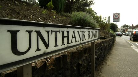 A famous Norwich address: Unthank Road. Picture: Archant library