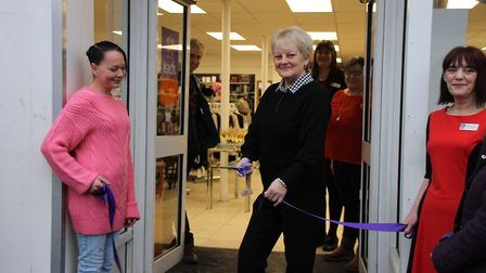 Children's hospice charity Each has opened a new shop in Norwich, with another due to open next mont