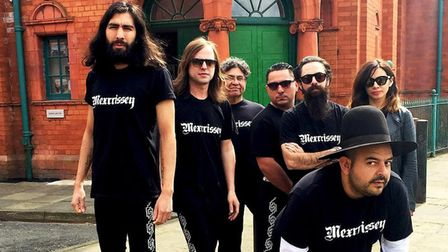 Mexrrissey will play the Waterfront in Norwich on May 1. Photo: Laura Agustin/Mexrrissey