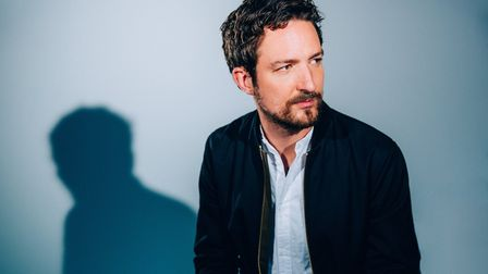Frank Turner & The Sleeping Souls will play the UEA LCR, Norwich, in May. Photo: Chuff Media