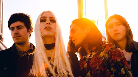 INHEAVEN. Photo: Courtesy of Carry On Press