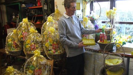 Swaffham Lions are preparing for Easter. Picture: Swaffham Lions