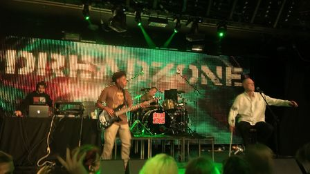 Dreadzone performing at Epic Studios, Norwich on Saturday 3rd February 2018. Photo: Patrick Widdess