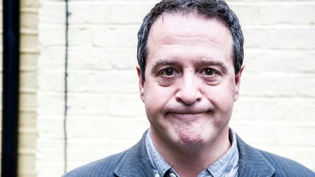 Comedian, activist and journalist Mark Thomas is bringing his Showtime From The Frontline to Norwich