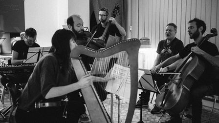 Brussels-based string ensemble Echo Collective has helped to re-work songs from the Erasure album Wo