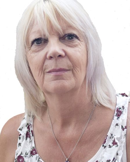 Sally Button, Labour's candidate for Bowthorpe in the Norwich City Council 2012 elections.