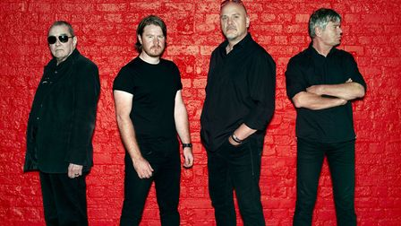 The Stranglers coming to the UEA LCR in Norwich. Photo: David Boni