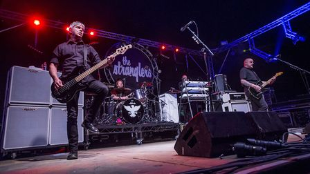 The Stranglers coming to the UEA LCR in Norwich. Photo: Derek Dsouza
