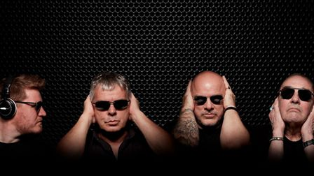 The Stranglers coming to the UEA LCR in Norwich. Photo: Chuff Media