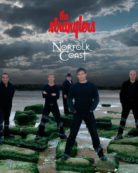 Stranglers 2004 album Norfolk Coast which marked a critical and popular renaissance. Photo: EMI
