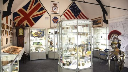 The Museum 4 Watton opens to the public on the16th March. Picture: Ian Burt
