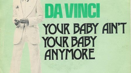 Paul Da Vinci solo hit Your Baby Ain't Your Baby Anymore