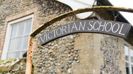 The Victorian School in Great Cressingham will be holding an open weekend on March 3 and 4. Picture: