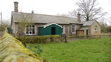 The Victorian School in Great Cressingham will be holding an open weekend on March 3 and 4. Picture