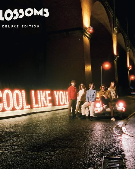 Blossoms new album Cool Like You is the follow up to their charttopping debut. Photo: Submitted
