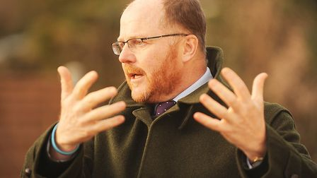 George Freeman MP is setting up a task force. Picture: Ian Burt