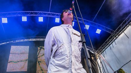 Definitely MightBe will play the music of Oasis at Nearly Norwich. Photo: Top Cat Media