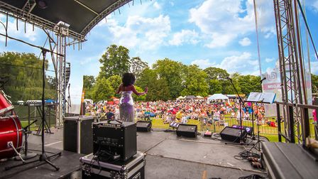 Nearly Norwich will be at Chapelfield Gardens in June. Photo: Top Cat Media