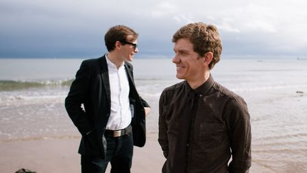 Field Music who will be at the Waterfront in Norwich on March 24. Photo: Andy Martin