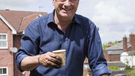 Alan Titchmarsh. Picture: ITV/Jim Boyers