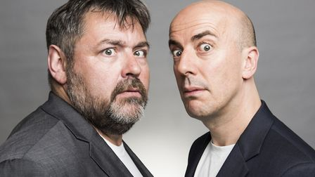 The Nimmo Twins will be opening Laugh in the Park in Norwich. Photo: Dave Guttridge The Photographic