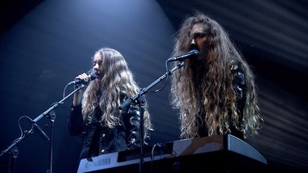 The success of their debut led to Lets Eat Grandma touring the US and appearing on Later...with Jool