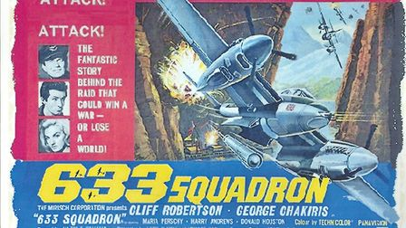 The Regal Experience presents a special screening of the 633 Squadron in aid of the RAF Wings Appeal