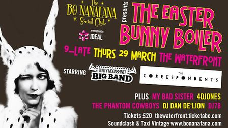 Bo Nanafana Social Club will host a special Easter night. Photo: Submitted