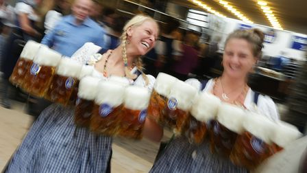 City councillors will decide on Monday whether Oktoberfest Norwich 2018 can go ahead. Picture: Matth