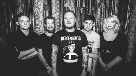 Ducking Punches will perform at PBL Fest. Picture: Courtesy of Ducking Punches