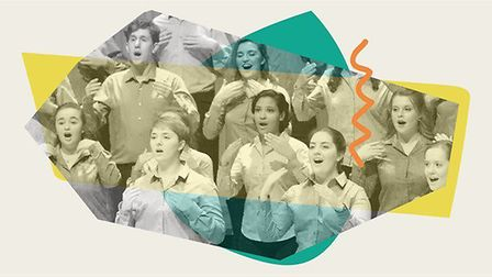 National Youth Choir are coming to Norwich with Women in Song. Photo: Submitted