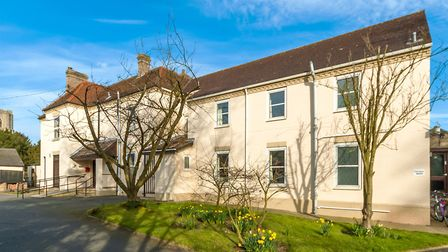 Thorp House nursing home in Griston. Picture: Kingsley Healthcare