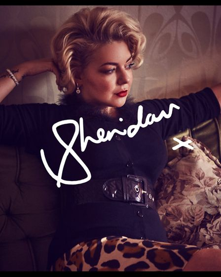 Sheridan Smith will be in concert at Norwich Theatre Royal. Photo: East West Records