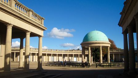 Eaton Park. Picture by Lydia Taylor.
