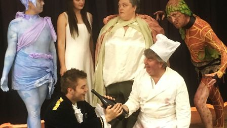 Old Buckenham Players' next production will be Shakepeare's The Tempest. Picture: Old Buckenham Play