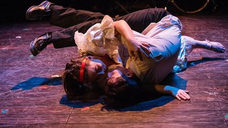 The Nature of Forgetting is at Norwich Playhouse on May 9. Photo: Danilo Moroni