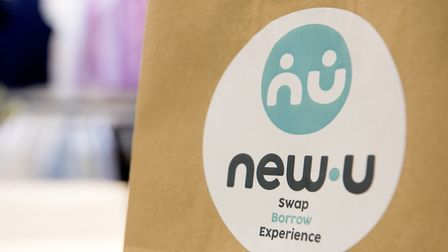OPEN has opend a new shop called 'new.u' in Castle Mall shopping centre where people can swap or bo