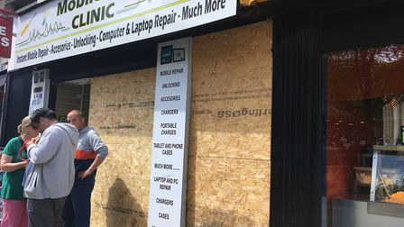 Mobile and Laptop Clinic in Norwich has been broken into Photo: Archant