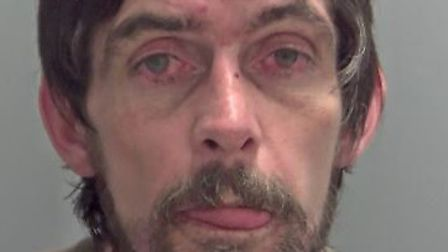 Darren Coyle is wanted on recall to prison. Picture Norfolk Constabulary.