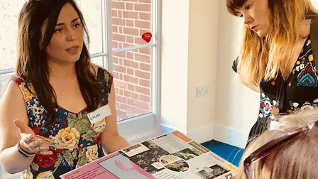 The Nourish Hub, a female-centred co-working space, has opened at Ketteringham Hall near Norwich. Pi