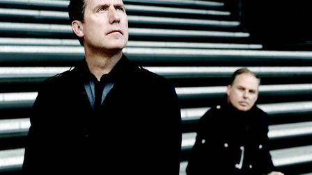 Orchestral Manoeuvres in the Dark. Photo: Courtesy of UK Live