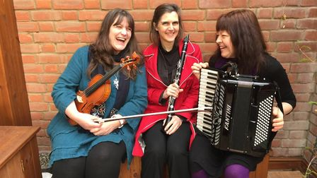 Norwich-based TANZ who will be supporting Vikki Clayton.