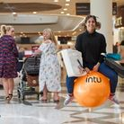 Hop While You Shop: A new spacehoppers for shoppers initiative is being introduced at 14 intu shoppi